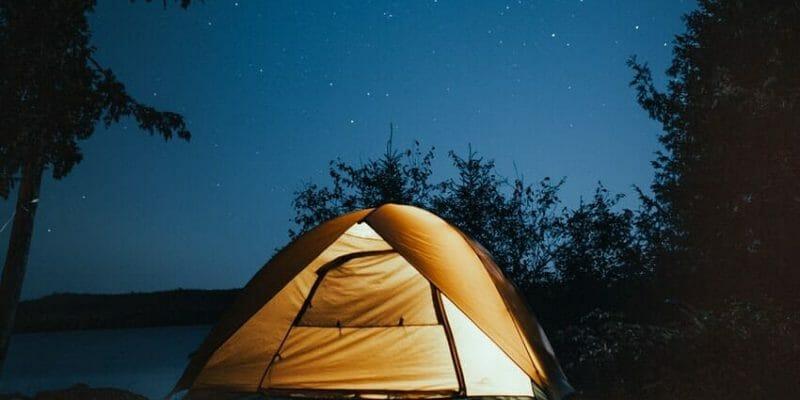 best tent for stargazing