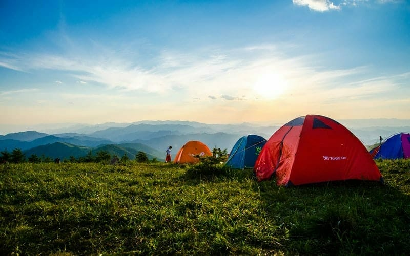 Best Budget Backpacking Tent under $100