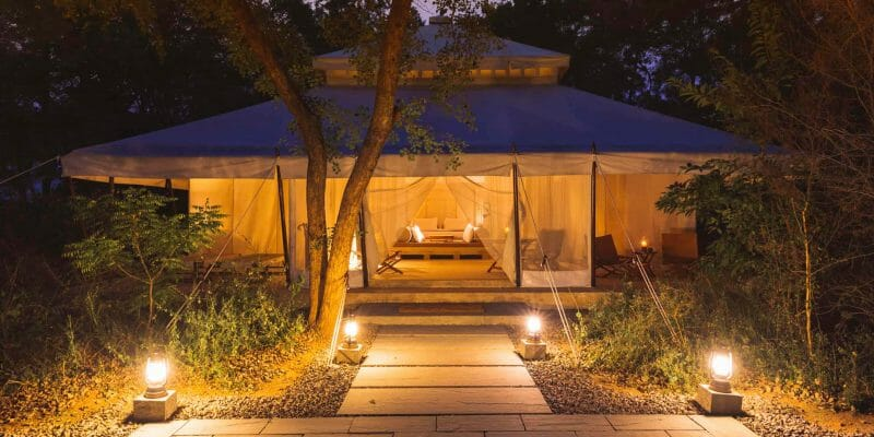 best tents for long term living