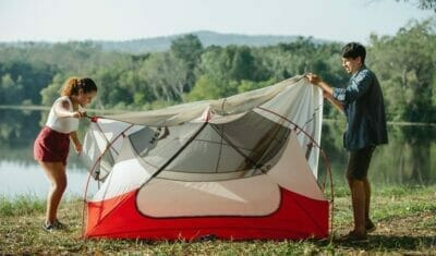 Best 2 person backpacking tent under 150