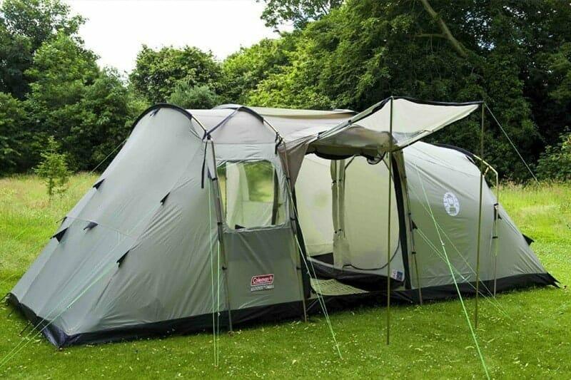 Best 6 person tent under 200