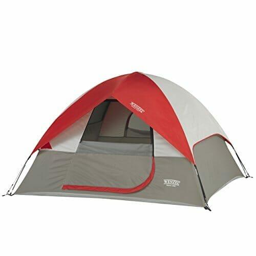 Wenzel Family - Best Family Tent for Rain
