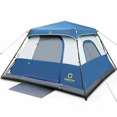 OT QOMOTOP Tent