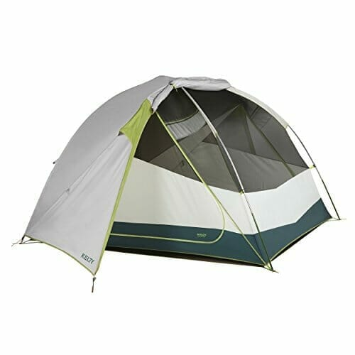 Kelty Trail Ridge 4 Tent with Footprint