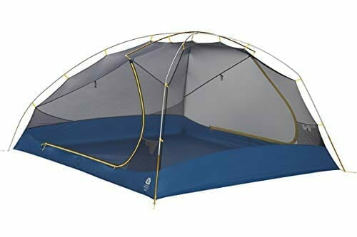 Sierra Designs Meteor 4 Person Backpacking Tents