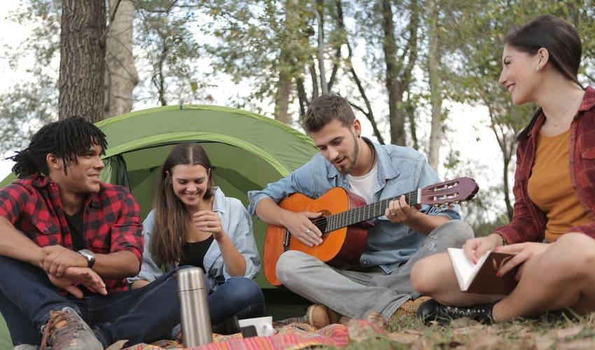 Best 4 person tent under 200