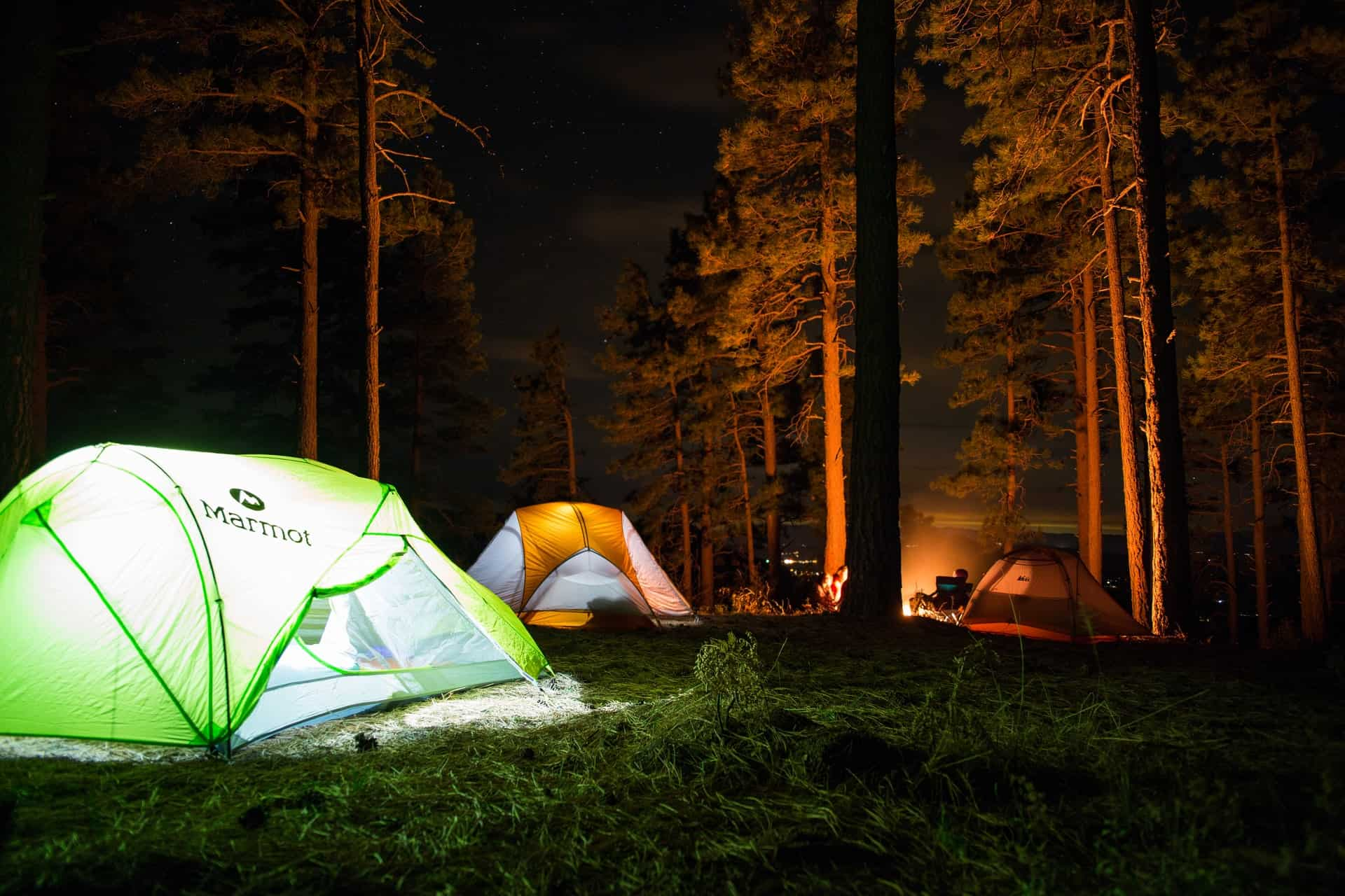 Best Backpacking Tent Under 50