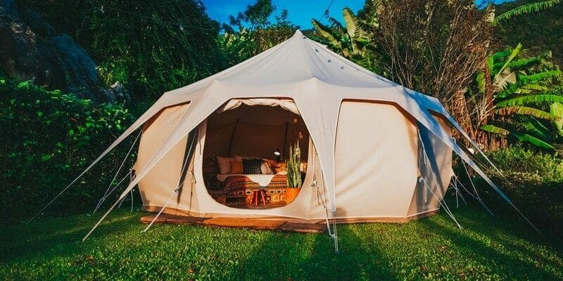 best family tent for rain and wind 2021