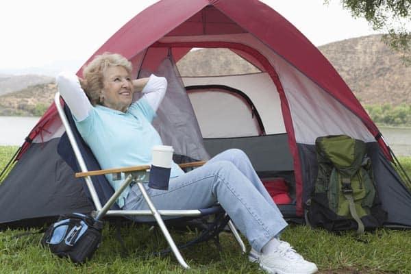 best tents for older campers