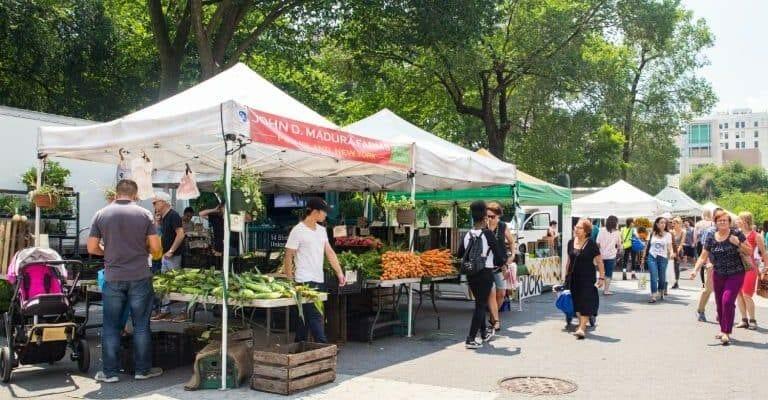 best tent for farmer market