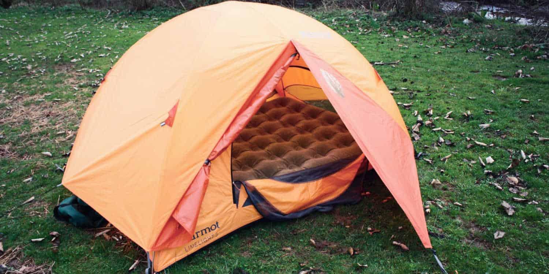 best tent for queen air mattress