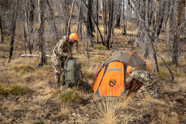 best lightweight tent for backcountry hunting