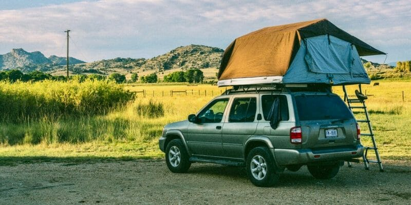 How To Mount a Roof Top Tent