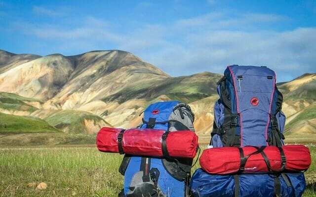 How To Attach Tent To Backpack?