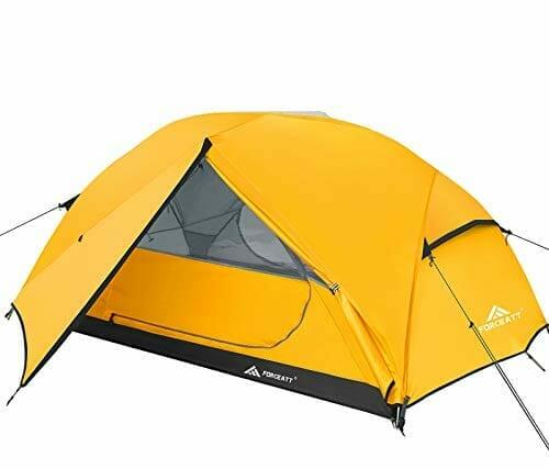 Forceatt - Best Ultralight Backpacking Tent