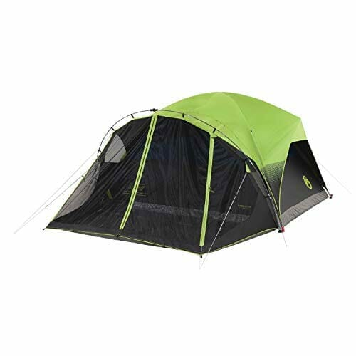 Coleman Camping Tent with Screen Room