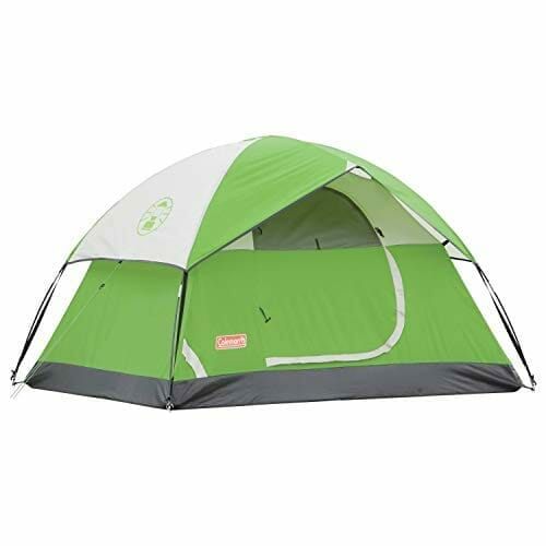 Coleman Sundome - Best Cheap 6 Person Tent