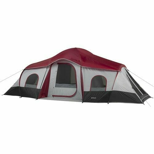 Ozark Trail - Best 10-Person Family Cabin Tent
