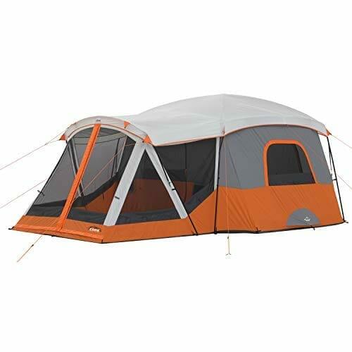 Core 11 Person Family Cabin Tent