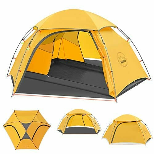 TETON Sports - Best 2 Person Dome Backpacking Tent for Camping
